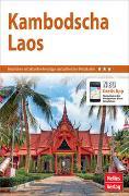 Cover-Bild zu Nelles Verlag (Hrsg.): Nelles Guide Reiseführer Kambodscha - Laos