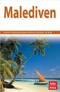Cover-Bild zu Nelles Verlag (Hrsg.): Nelles Guide Reiseführer Malediven