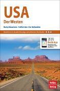 Cover-Bild zu Nelles Verlag (Hrsg.): Nelles Guide Reiseführer USA: Der Westen