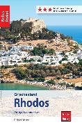 Cover-Bild zu Fürst, Florian: Nelles Pocket Reiseführer Rhodos (eBook)