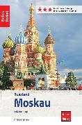Cover-Bild zu Kappler, Marion: Nelles Pocket Reiseführer Moskau (eBook)