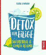 Cover-Bild zu Detox für Eilige (eBook) von Lohmann, Maria