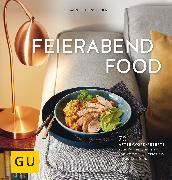 Cover-Bild zu Bodensteiner, Susanne: Feierabendfood (eBook)