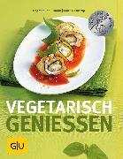 Cover-Bild zu Cramm, Dagmar von: Vegetarisch genießen (eBook)