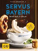 Cover-Bild zu Schuster, Monika: Servus Bayern (eBook)