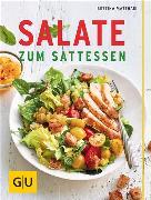 Cover-Bild zu Matthaei, Bettina: Salate zum Sattessen (eBook)