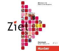 Cover-Bild zu Winkler, Maresa: Ziel C1 Band 02. Audio-CDs zum Kursbuch