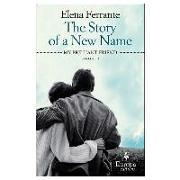 Cover-Bild zu Ferrante, Elena: The Story of a New Name