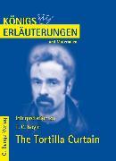 Cover-Bild zu Boyle, T. C.: The Tortilla Curtain von T.C. Boyle. Textanalyse und Interpretation (eBook)