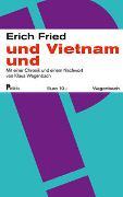 Cover-Bild zu Fried, Erich: und Vietnam und