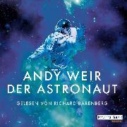 Cover-Bild zu Weir, Andy: Der Astronaut (Audio Download)