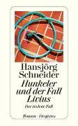 Cover-Bild zu Schneider, Hansjörg: Hunkeler und der Fall Livius