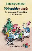 Cover-Bild zu Schneider, Hans-Peter: Weihnachtswunsch (eBook)