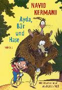 Cover-Bild zu Kermani, Navid: Ayda, Bär und Hase (eBook)