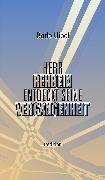 Cover-Bild zu Uibel, Bodo: Herr Rehbein entdeckt seine Vergangenheit (eBook)