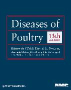 Cover-Bild zu Swayne, David E. (Chefred.): Diseases of Poultry (eBook)