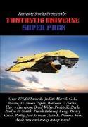 Cover-Bild zu Harrison, Harry: Fantastic Stories Presents the Fantastic Universe Super Pack (eBook)