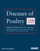 Cover-Bild zu Swayne, David E.: Diseases of Poultry