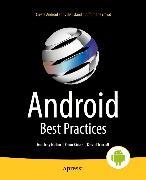Cover-Bild zu Nolan, Godfrey: Android Best Practices (eBook)