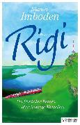 Cover-Bild zu Imboden, Blanca: Rigi (eBook)