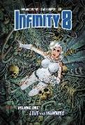 Cover-Bild zu Lewis Trondheim: Infinity 8 Vol. 1