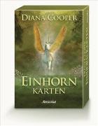 Cover-Bild zu Cooper, Diana: Einhorn-Karten
