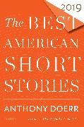 Cover-Bild zu Doerr, Anthony (Hrsg.): The Best American Short Stories 2019