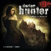 Cover-Bild zu Dark, Jason: 22.1: Esmeralda - Verrat (Audio Download)