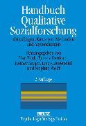 Cover-Bild zu Flick, Uwe (Hrsg.): Handbuch Qualitative Sozialforschung (eBook)
