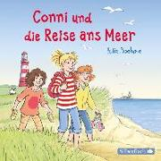 Cover-Bild zu Boehme, Julia: Conni und die Reise ans Meer