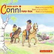 Cover-Bild zu Boehme, Julia: Meine große Conni-Ponybox