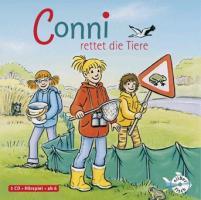 Cover-Bild zu Boehme, Julia: Conni rettet die Tiere