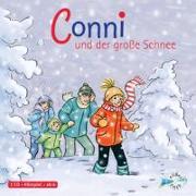 Cover-Bild zu Boehme, Julia: Conni und der große Schnee