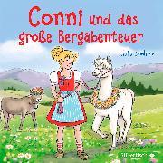 Cover-Bild zu Boehme, Julia: Conni und das große Bergabenteuer