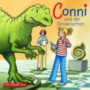 Cover-Bild zu Boehme, Julia: Conni und der Dinoknochen