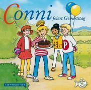 Cover-Bild zu Conni feiert Geburtstag