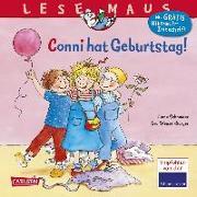 Cover-Bild zu Schneider, Liane: Conni hat Geburtstag!