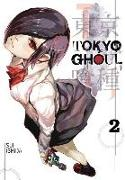 Cover-Bild zu Ishida, Sui: Tokyo Ghoul, Vol. 2