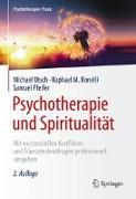 Cover-Bild zu Utsch, Michael: Psychotherapie und Spiritualität