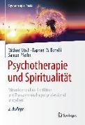 Cover-Bild zu Utsch, Michael: Psychotherapie und Spiritualität (eBook)