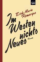 Cover-Bild zu Remarque, E. M.: Im Westen nichts Neues (eBook)