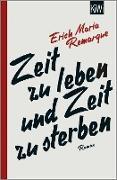 Cover-Bild zu Remarque, E. M.: Zeit zu leben und Zeit zu sterben (eBook)