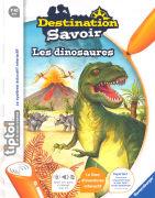Cover-Bild zu THiLO: Destination Savoir. Les Dinosaures