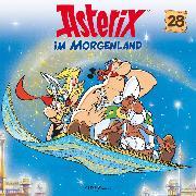 Cover-Bild zu Uderzo, Albert: 28: Asterix im Morgenland (Audio Download)