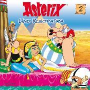 Cover-Bild zu Goscinny, René: 02: Asterix und Kleopatra (Audio Download)