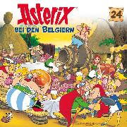 Cover-Bild zu Goscinny, René: 24: Asterix bei den Belgiern (Audio Download)