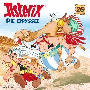 Cover-Bild zu Uderzo, Albert: 26: Die Odyssee (Audio Download)