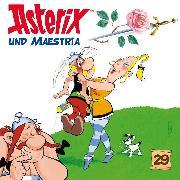 Cover-Bild zu Uderzo, Albert: 29: Asterix und Maestria (Audio Download)