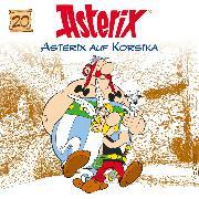 Cover-Bild zu Goscinny, René: 20: Asterix auf Korsika (Audio Download)
