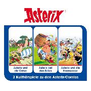 Cover-Bild zu Goscinny, René: Asterix - Hörspielbox, Vol. 3 (Audio Download)